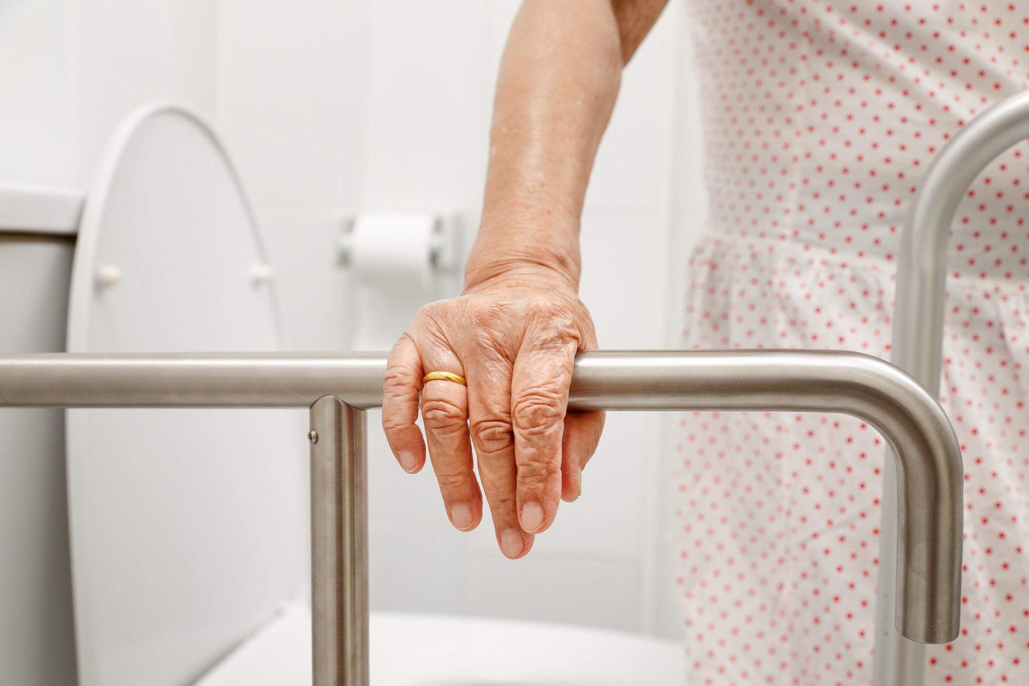 Bathroom Safety Tips for Seniors