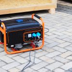 Small Solar Power Generator